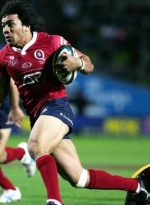 Digby Ioane almosts wins the game for the Reds