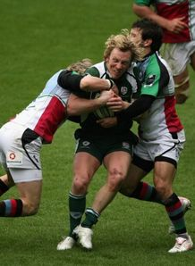 London Irish v Harlequins 2008