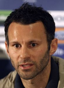 Giggs wants more
