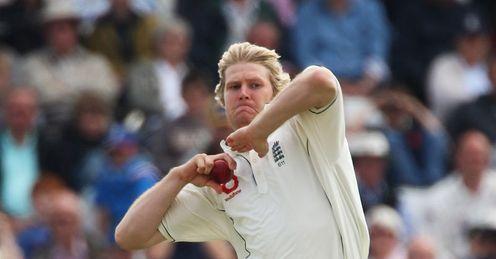 Matthew Hoggard: battling to regain his England Test place