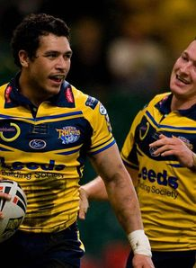 Rhinos back on track