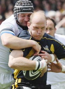 Dallaglio v Bath