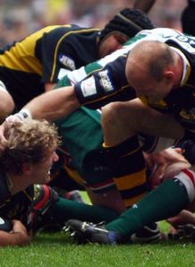 Rees Dallaglio try