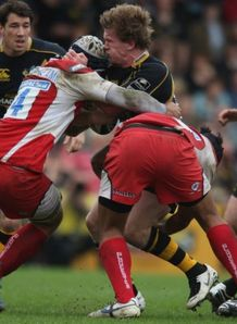 Tom Rees Gloucester Wasps