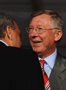 Fergie revels in final win