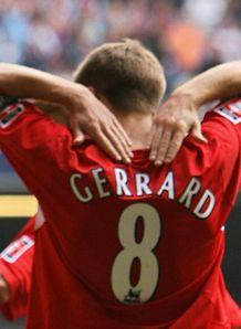 Steven Gerrard: All 100 goals for Liverpool
