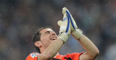 Casillas: player of the season