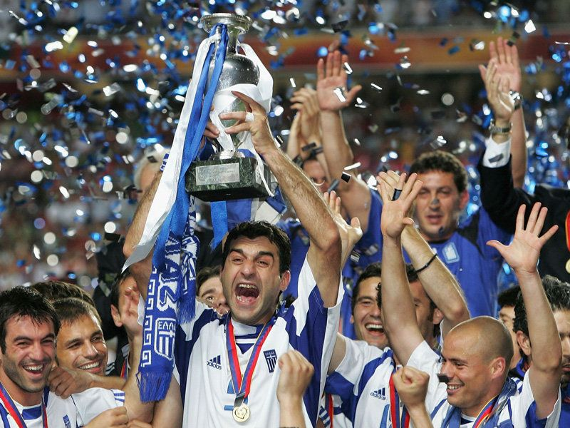Euro 2004&#8242;s Greece &#8211; where are they now?