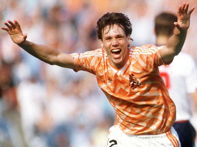 Marco van Basten Best Striker