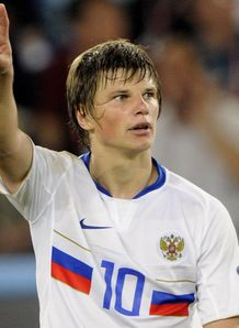 Zenit - No Arshavin talks