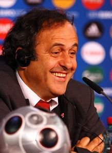 Platini calls for transfer debate