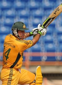 Ponting out of fourth ODI