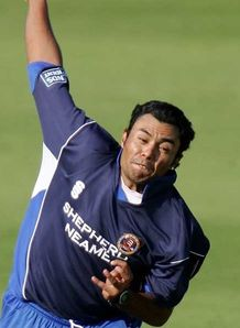 Injury blow for Kaneria