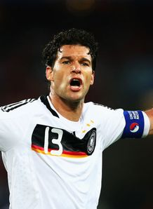 Ballack expects armband back