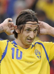 Zlatan back for Sweden