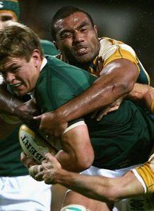 Juan Smith Australia South Africa