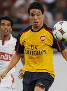 Les Blues omit Nasri