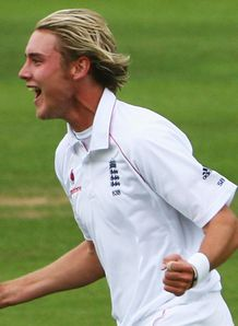 Notts return for Broad