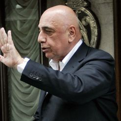 Galliani: Calls for restraint