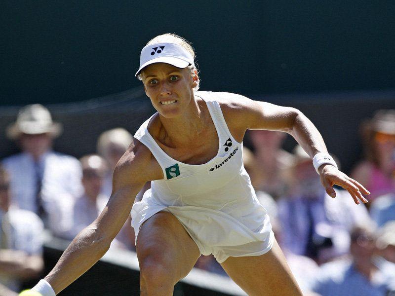 latest images of elena dementieva tennis player