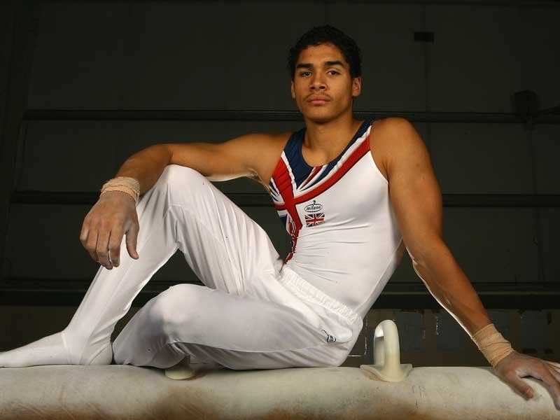 Pommel horse hotshot Louis Smith headlines the British mens team at the 2009 European Championships.