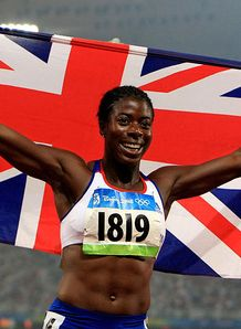 Ohuruogu: Golden girl