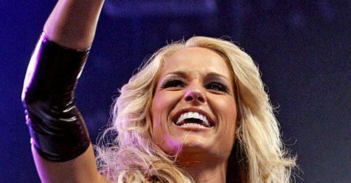 Michelle McCool: follow that diva!