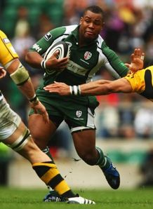 Delon Armitage London Irish Wasps