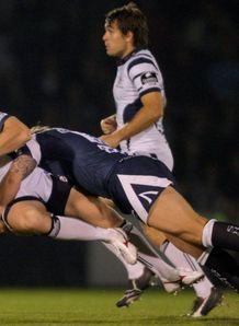 McAlister tackles Barnes