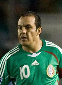 Picture of Cuauhtemoc Blanco
