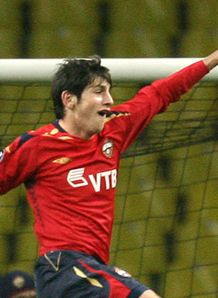 IMScoutings player to watch: Alan Dzagoev