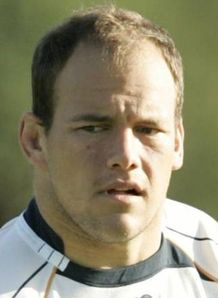 Picture of BJ Botha