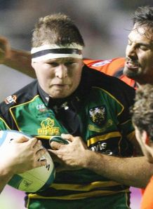 Dylan Hartley v Toulon