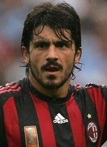 Gennaro Gattuso | AC Milan Football News, Fixtures, Results, Table ...