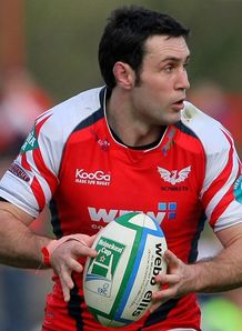 Stephen Jones Scarlets