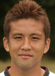 Picture of Junichi Inamoto
