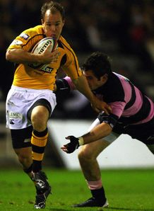 Mark Van Gisbergen Newcastle v Wasps 2008