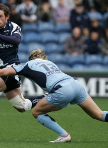 Nick MacLeod v Cardiff Blues