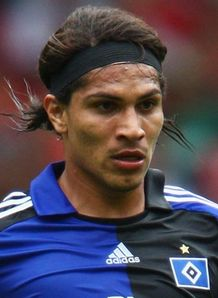 Picture of Paolo Guerrero