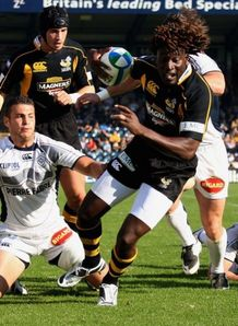 Paul Sackey Wasps Castres