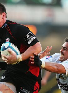 Sarries put French to sword