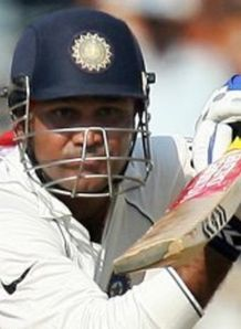 Picture of Virender Sehwag