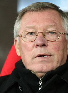 Fergie - I had to take Rooney off