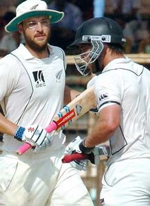 Vettori thrilled with chase