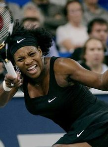 Serena 'no' to Hopman