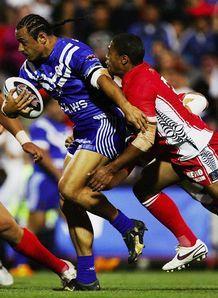Samoa shade Tonga thriller
