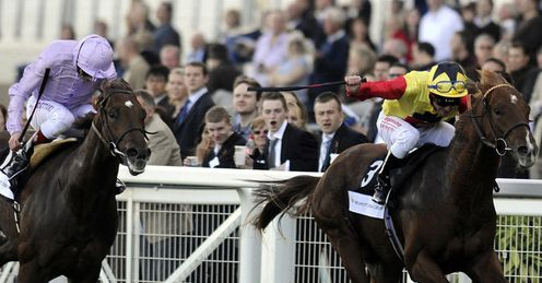 Waffle Amour Propre Ascot 2008 Cornwallis Stakes