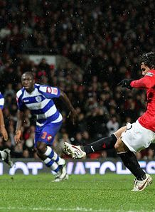 Carlos Tevez Penalty QPR Carling Cup