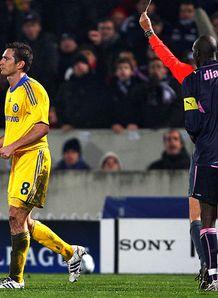 Frank Lampard Bordeaux Chelsea Champions League