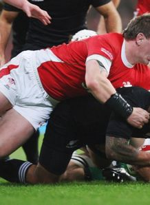Nonu tackled v Wales